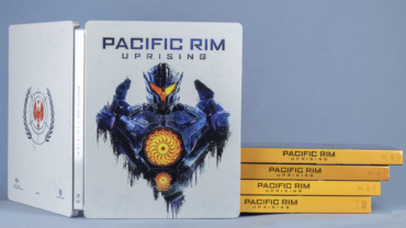 Pacific Rim Uprising – Luminous
